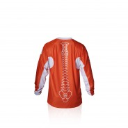 DH Jersey Iron Orange Back