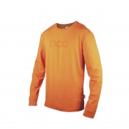 Trail Jersey Iron Orange