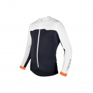 Essential Spring Jacket Nickel Blue/Hydrogen White (Front)