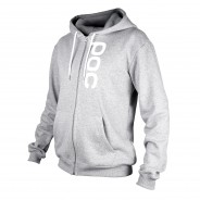 Zip Hood Palladium Grey